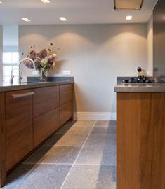 Goossens keukens interieurs - Dimensie centraal keuken eiland ...