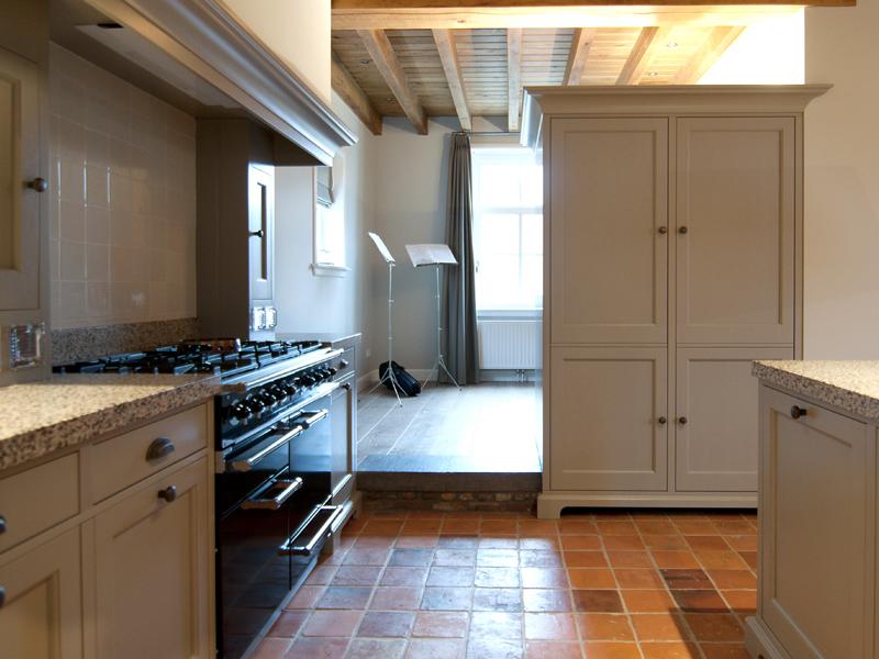 Eiken Keuken Project : Goossens Keukens & Interieurs