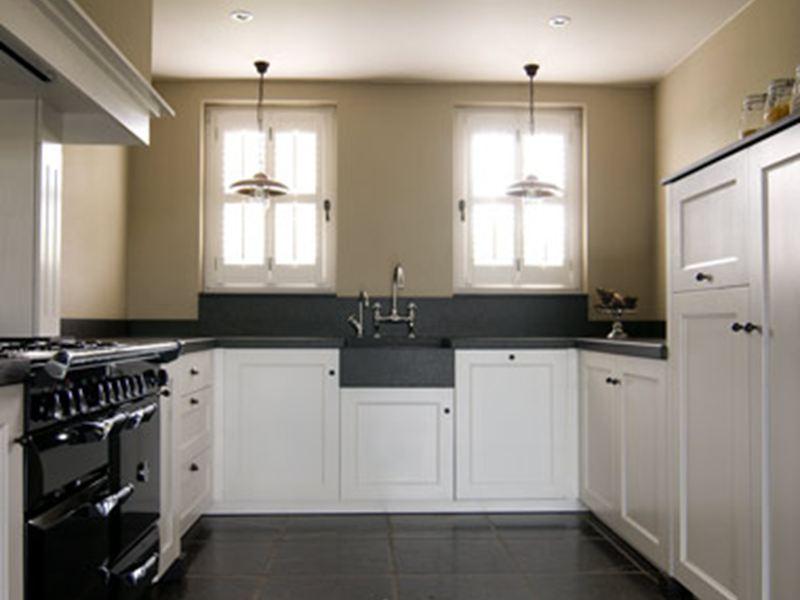 Moderne Keukens Goossens : keuken goossens massief eiken gelakt