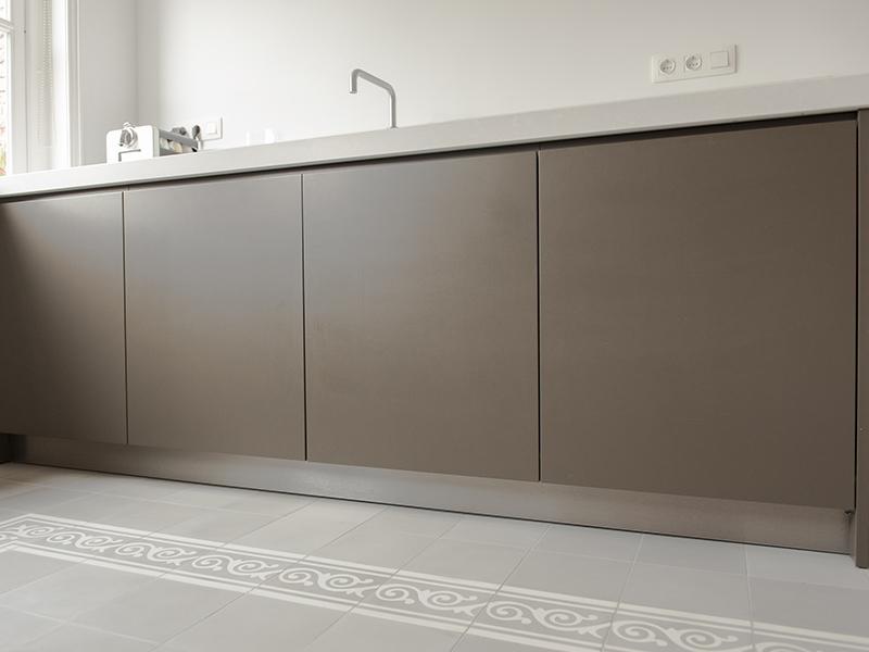 Stoere Keuken Grey : Stoere keuken en toch strak