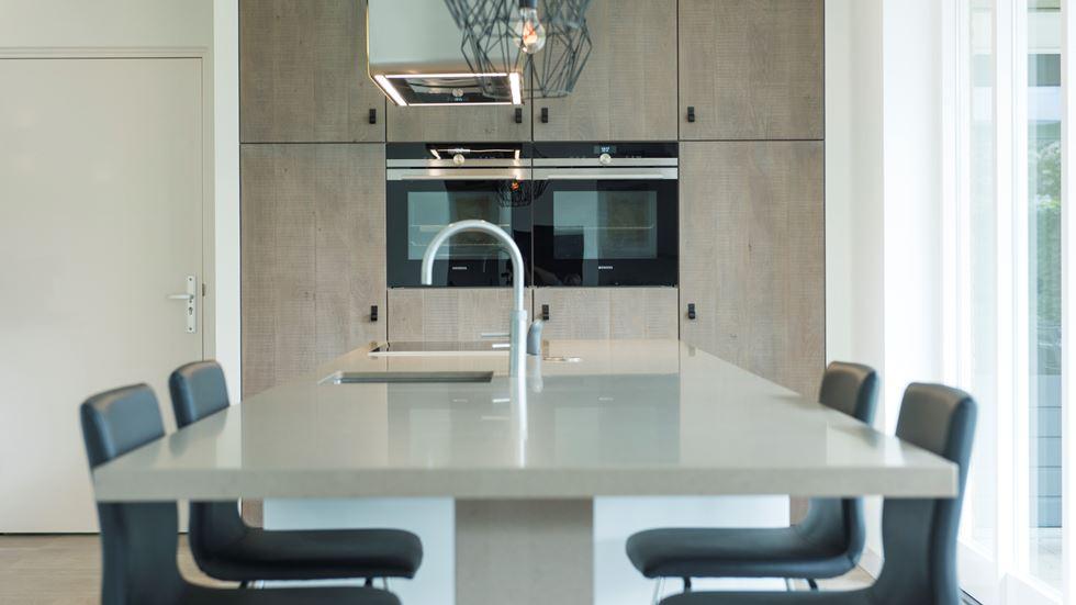 gezellige keuken met mooie details